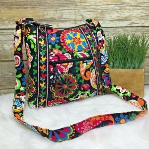 Vera Bradley Disney Midnight with Mickey Crossbody